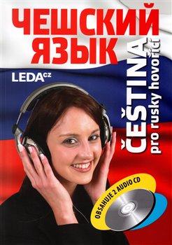 Obálka titulu Čeština pro rusky hovořící