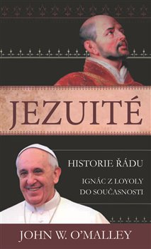 Obálka titulu Jezuité