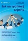 Obálka knihy Jak na spolkový rejstřík