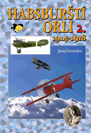 Habsburští orli II. - Juraj Červenka   Booksquad.ink