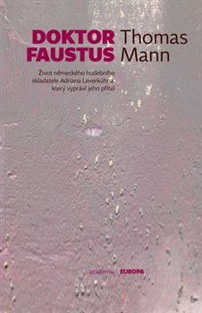 Obálka titulu Doktor Faustus