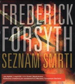 Seznam smrti, CD - Frederick Forsyth
