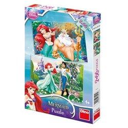 Obálka titulu Puzzle Ariel 132 dílků