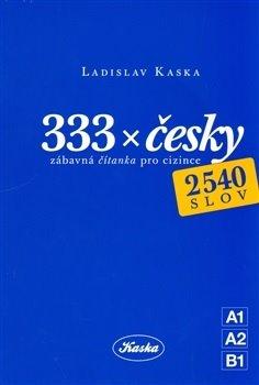 Obálka titulu 333 x česky