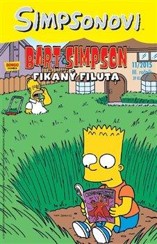 Obálka titulu Bart Simpson 11/2015: Fikaný filuta