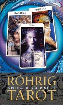 Obálka titulu Röhrig tarot