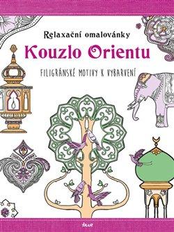 Obálka titulu Relaxační omalovánky: Kouzlo Orientu