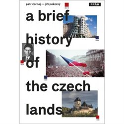 Obálka titulu A Brief History of the Czech Lands