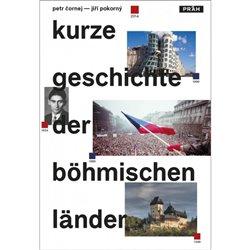 Obálka titulu Kurze Geschichte der Bohmischen Lander
