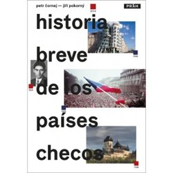 Obálka titulu Historia breve de los Países Checos