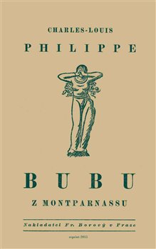 Obálka titulu Bubu z Montparnassu