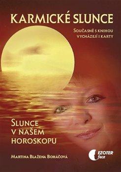 Obálka titulu Karmické Slunce + karty