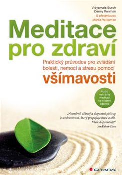 Obálka titulu Meditace pro zdraví