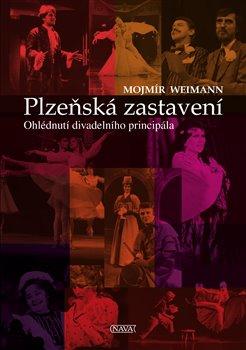 Obálka titulu Plzeňská zastavení
