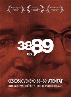 Obálka titulu Československo 38-89: Atentát