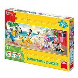 Obálka titulu Puzzle Mickeyho letní radovánky 150 dílků panoramatic