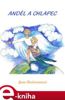 Obálka titulu Anděl a chlapec