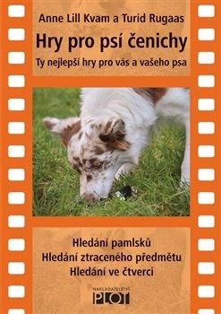 Obálka titulu Hry pro psí čenichy