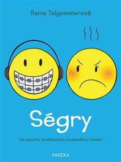 Obálka titulu Ségry