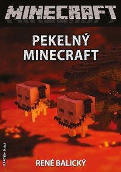 Obálka titulu Pekelný Minecraft