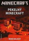 Obálka knihy Pekelný Minecraft