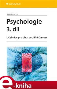 Obálka titulu Psychologie 3. díl