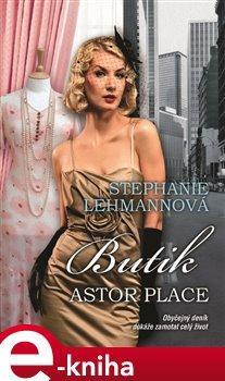 Obálka titulu Butik Astor Place