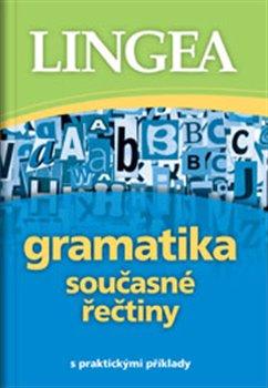 Obálka titulu Gramatika současné řečtiny