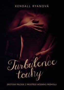 Obálka titulu Turbulence touhy