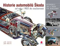 Obálka titulu Historie automobilů Škoda