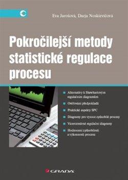 Obálka titulu Pokročilejší metody statistické regulace procesu