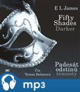 Fifty Shades Darker: Padesát odstínů temnoty - obálka