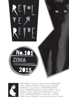Obálka titulu Revolver Revue 101