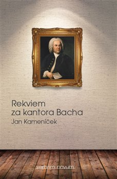Obálka titulu Rekviem za kantora Bacha