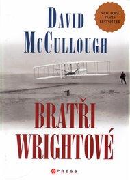 """Původně byli Orville a Wilbur Wrightovi opraváři jízdní kol. Pomalu končilo 19. století a bylo třeba dát lidem křídla. Po mnoha pokusech s kluzáky a jejich řízením, si 22. května 1906 nechali své poznatky pantentovat jako """"U.S. patent"""" číslo 821,393 – """"Flying Machine"""". Jak to bylo podrobněji, jak vzlétlo jízdní kolo s křídly a motorem? Víc v napínavé knize Bratři Wrightové od Davida McCoullougha."""