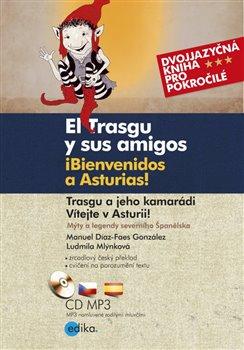 Obálka titulu Trasgu a jeho kamarádi. Vítejte v Asturii.