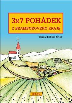 Obálka titulu 3x7 pohádek z bramborového kraje