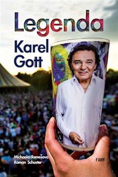Obálka titulu Legenda Karel Gott
