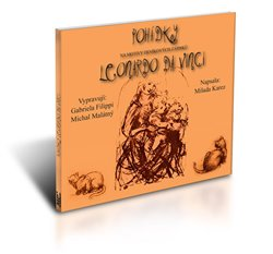 Obálka titulu Pohádky - Leonardo Da Vinci