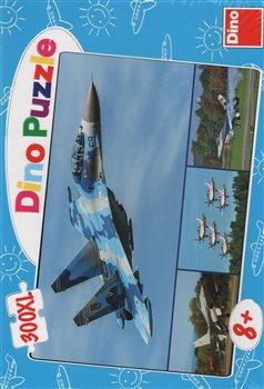 Obálka titulu Puzzle Aero show 300 dílků