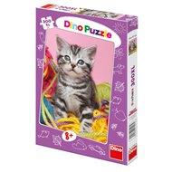 Puzzle Duhové kotě 300 dílků