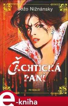 Obálka titulu Čachtická paní