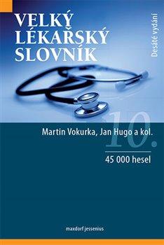Obálka titulu Velký lékařský slovník 10. vydání
