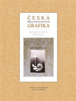 Obálka titulu Česká příležitostná grafika