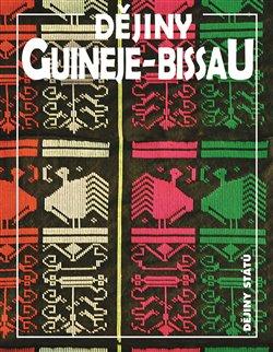 Obálka titulu Dějiny Guineje-Bissau