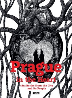 Obálka titulu Prague in the Heart