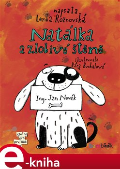 Obálka titulu Natálka a zlobivé štěně