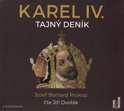 Obálka titulu Karel IV. - Tajný deník