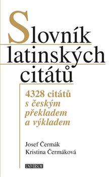 Obálka titulu Slovník latinských citátů