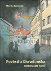 Obálka knihy Pověsti z Chrudimska nesou se nocí